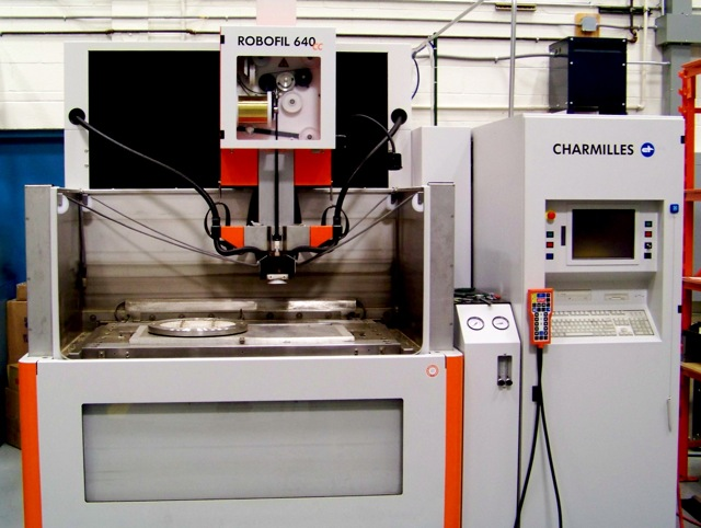 EDM | Hamill Manufacturing